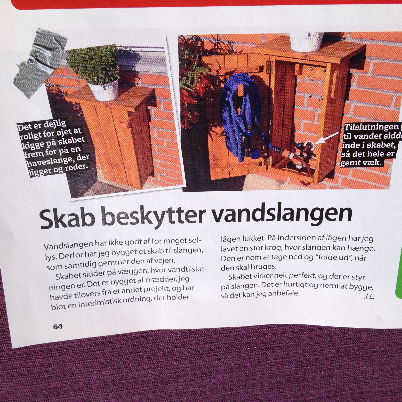#AA2521 Bedst Skab Til Haveslangen Majores Workshop Gør Det Selv Skab 6043 244824486043